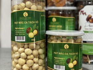 Hat Mac Ca Uc Macadamia