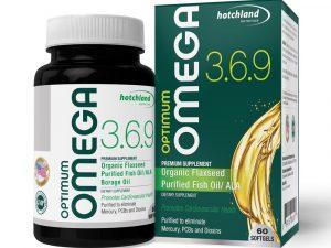 Omega 3 6 9 Optimum