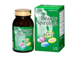 Beauty Spirulina. 1