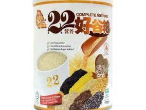Bột ngũ cốc dinh dưỡng 22 Complete Nutrimix Chia Seed