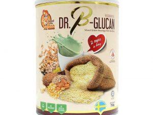 Bột ngũ cốc dinh dưỡng 22 + Dr. B - Glucan Wheat Grass