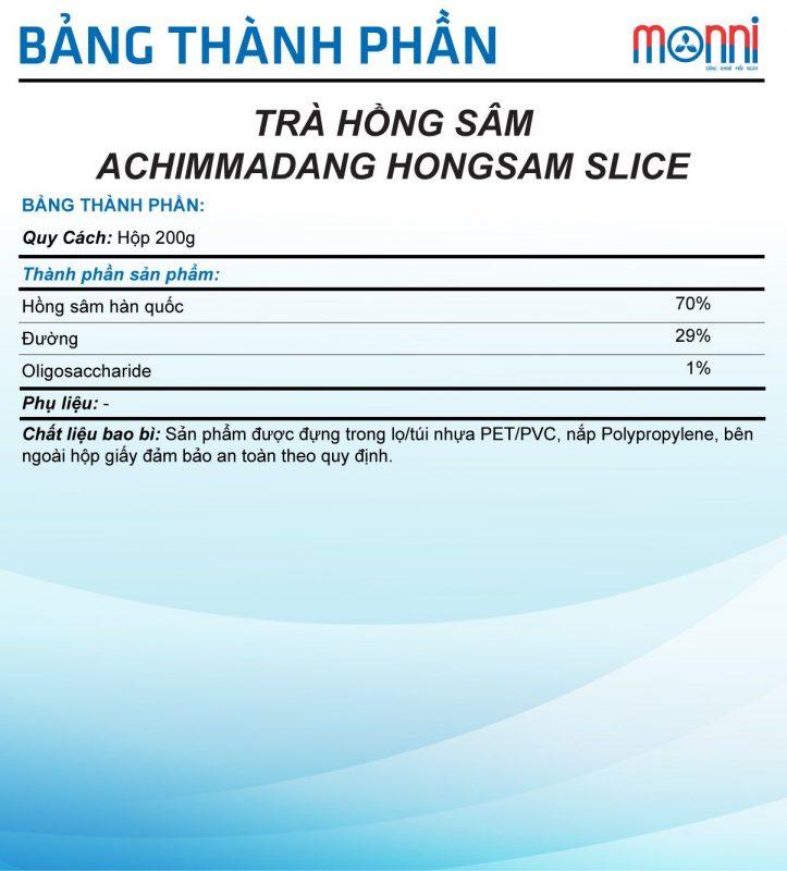 Mut Sam Han Quoc Quoc Hu 200g