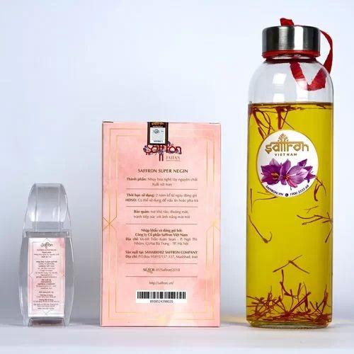 Nhụy hoa nghệ tây Saffron Jahan 1 Gr