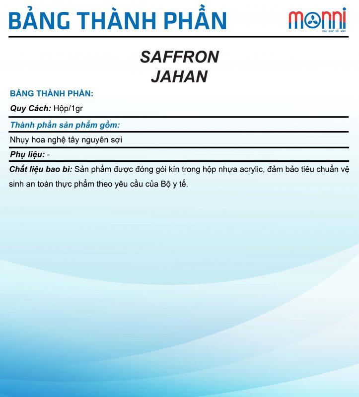 Saffron Jahan