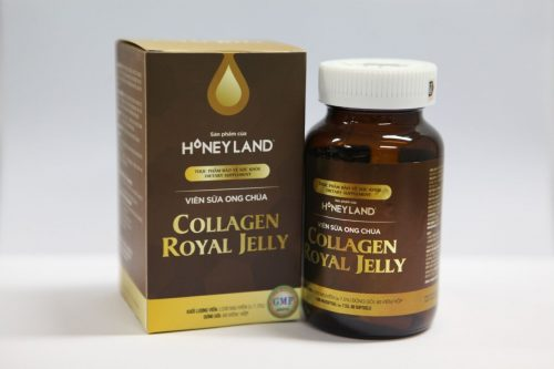 Vien Sua Ong Chua Collagen 3