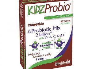 Kidzprobio Chewable Tablets