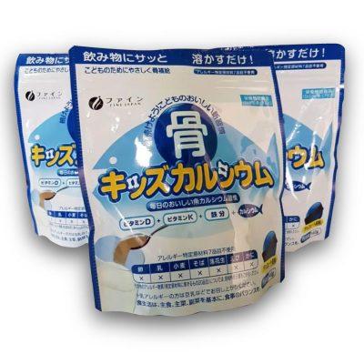 Canxi cá tuyết là một sản phẩm của thương hiệu Fine