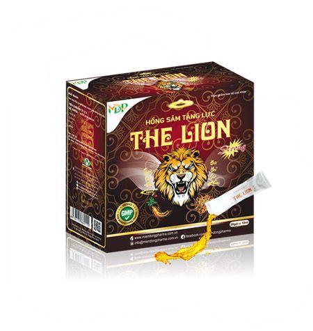 Dung dịch hồng sâm tăng lực The Lion