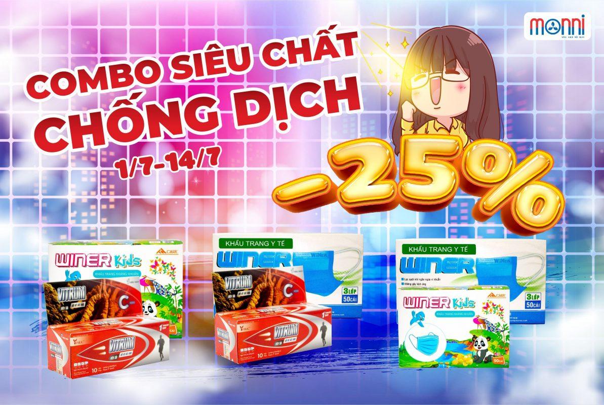 Combo Sieu Chat Chong Dich