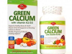Green Calcium