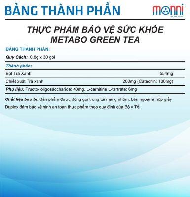Green Tea Btp 2