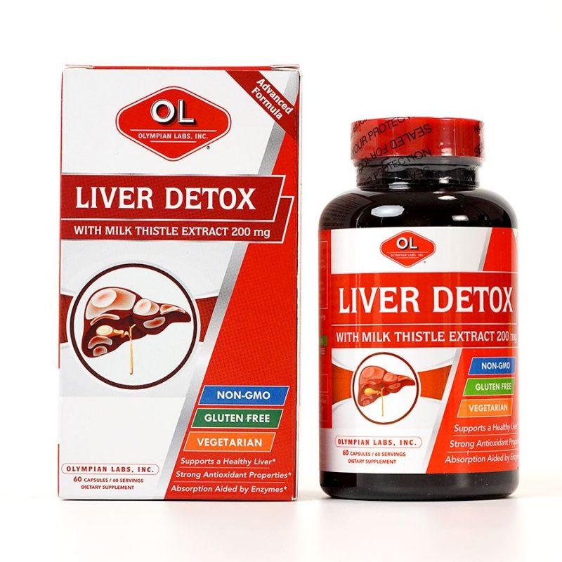 Liver Detox Web