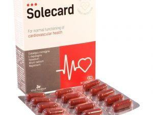 Solecard Sole Pharma Healthcare Lavita