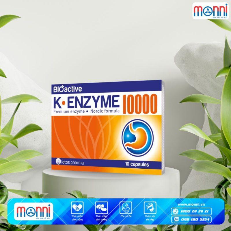 Thực phẩm bảo vệ sức kh�e K-Enzyme 10000