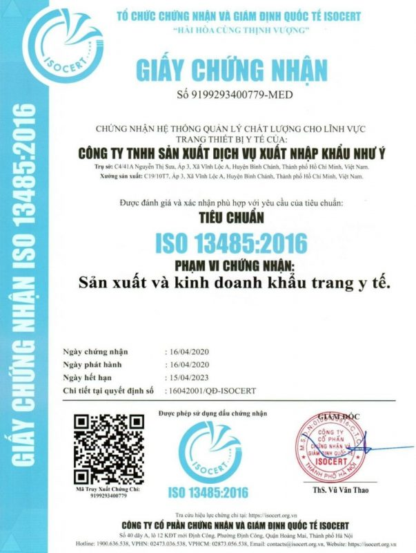 Khau Trang Y Te 4 Lop Nhu Y Company 3