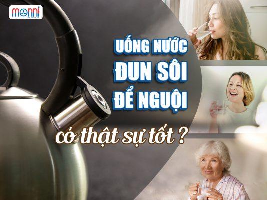 Uong Nuoc Dun Soi De Nguoi Co That Su Tot Monni