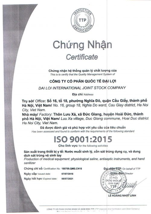 Con Ethanol 70 Do Gritson Viet Nam Cb4