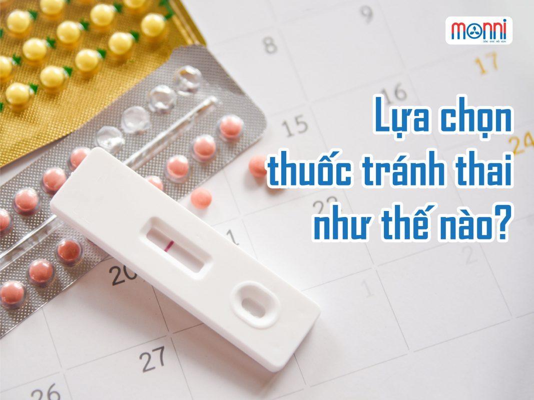 Thuoc Tranh Thai Lua Chon Sao Cho Dung 1