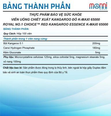 Chiet Suat Kangaroo Do Wealthy Health