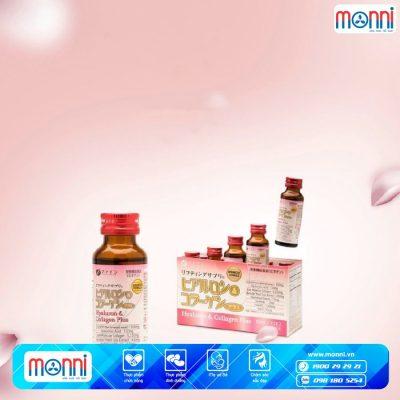 Fine Japan Hyaluron Collagen Plus Drink 1