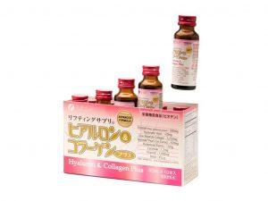 Fine Japan Hyaluron & Collagen Plus Drink