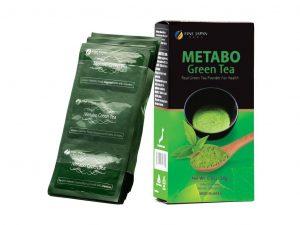 Fine Japan Metabo Green Tea