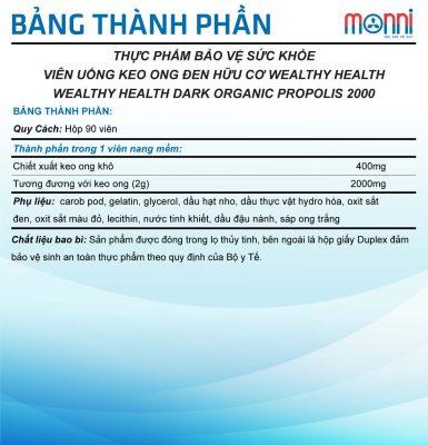 Keo Ong Den Huu Co Wealthy Health