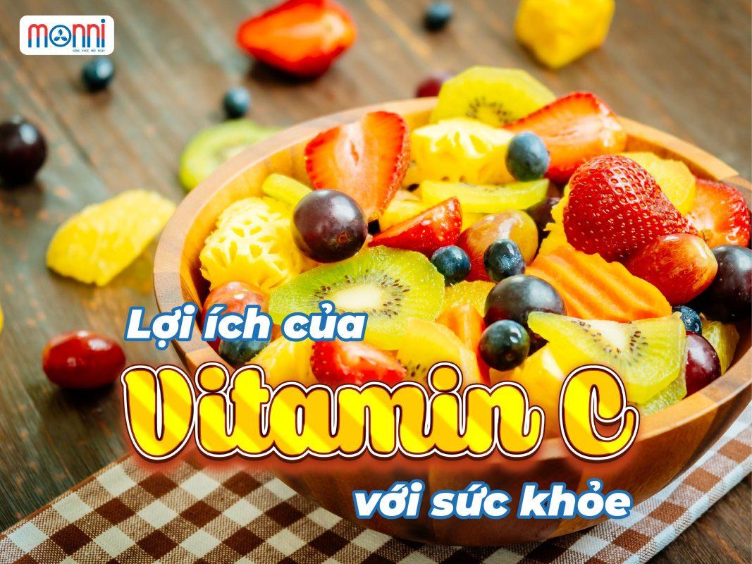 Loi Ich Cua Vitamin C Voi Suc Khoe