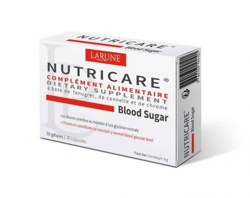 Nutricare Blood Sugar 30 Vien Larune Paris Phap