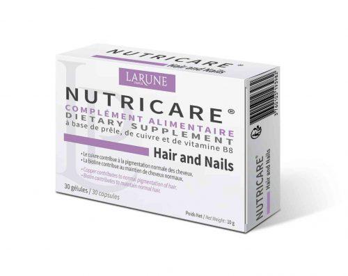 Nutricare Hair And Nails 30 Vien Larune Paris Phap