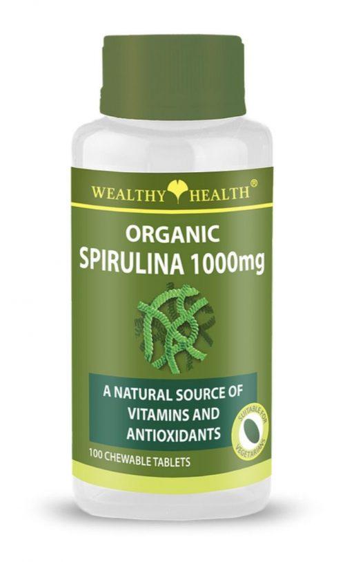 Tao Spirulina Huu Co Wealthy Health Uc