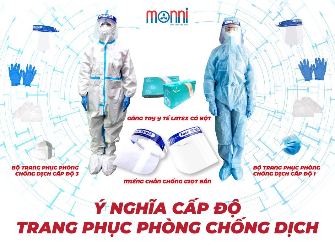 Y Nghia Cap Do Trang Phuc Phong Chong Dich