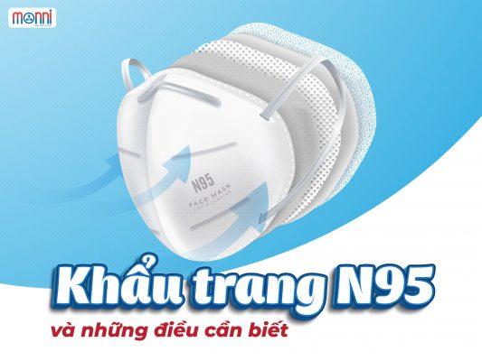 Khau Trang N95 Va Nhung Dieu Can Biet Monni